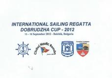 Regata Internaţională Cupa Dobrogei 2012, la Balcic