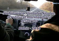 Sarbatoarea Sf. Nicolae, ocrotitorul marinarilor si pescarilor – Balcic 2013