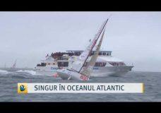 Navigatorul român Dorel Nacou a lansat proiectul regatei internaţionale între porturile Constanţa şi Batumi