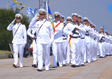 Ziua Marinei Române – feerie prin ochi de copil